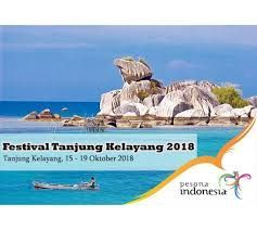 Indonesia tourism to shine with Tanjung Kelayang Festival