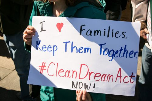 Appeals court says Trump administration can't end DACA program