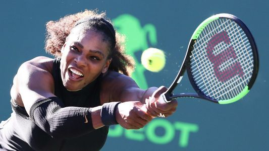 Serena Williams 'clearly came back too early' but can win French Open, coach says