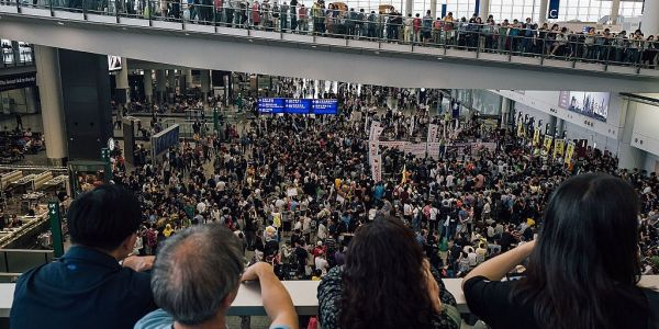 China's social credit system has blocked people from taking 11 million flights and 4 million train trips
