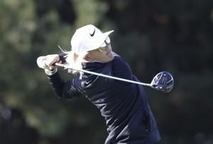Hataoka fires 7-under 65 to lead in South Korea