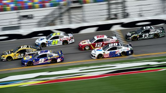 What channel is NASCAR on today? Time, TV schedule for Daytona night race