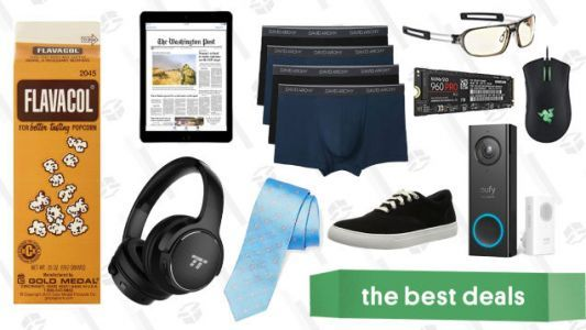 Saturday's Best Deals: Woot Gaming Sale, Sealy Mattresses, ANC Headphones, and More