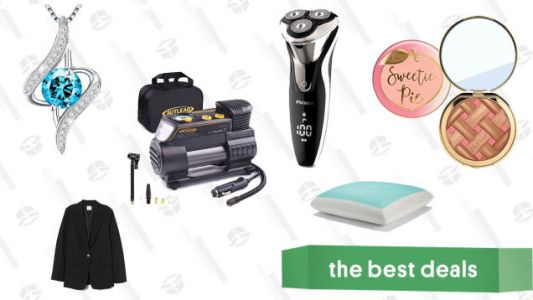 Sunday's Best Deals: Sealy Mattress Gold Box, A Phisco Razor, Portable Air Compressor, and More