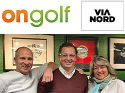Breaking Golf Travel News From Finland - OnGolf and Via Nord Starts Cooperation