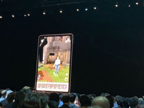 Apple unveils Minecraft AR, ARKit 3.0 augmented reality updates at WWDC
