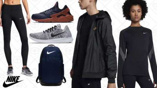 Get Ready to Sweat With an Up to 50% Off Nike Flash Sale