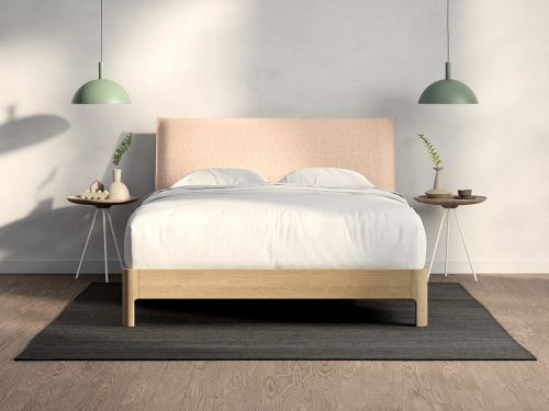 Casper's new bed frames are made with wood and wool - here's your first look