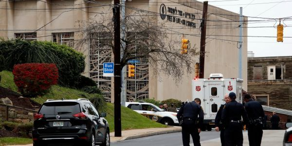 Here's exactly how the Pittsburgh synagogue shooting unfolded