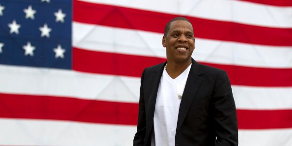 Trump strikes back at Jay-Z after the rapper criticized his vulgar reference to black-majority countries