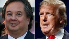 George Conway Tweets One Bit Of Advice For 'Pathological Liar' Donald Trump