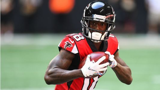 Calvin Ridley injury update: Falcons rookie wide receiver reportedly will have MRI on ankle