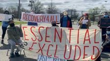 Undocumented Workers Go On Hunger Strike For COVID-19 Relief In New Jersey