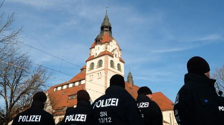 Syrian detained in Germany over suspected terrorist plot