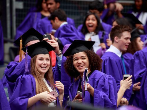 The typical starting salaries for graduates of the 30 best colleges, ranked