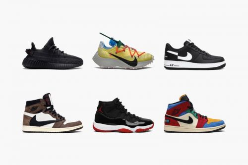 GOAT Is Now Offering Next Day Delivery on Some of the Most Sought After Sneakers