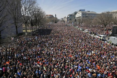 "Why I march: People reveal why they joined ""March for Our Lives"""