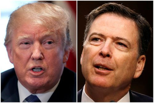 Trump says he showed 'good instincts' by firing Comey before he had found any wrongdoing