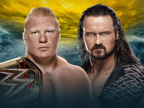 How to watch Wrestlemania 36: Brock Lesnar goes up against Drew McIntyre in the WWE Championship