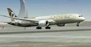 Etihad Airways extends its COVID-19 insurance cover