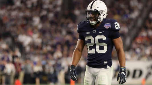 Keidel: Should The Giants Pick Saquon Barkley?