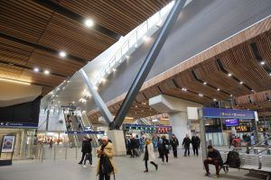 London Bridge Station Scoops Top Architecture Award