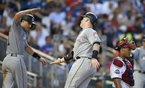 Turner, Nats rally from 9-run deficit to beat Marlins 14-12
