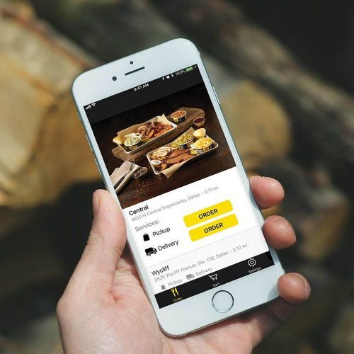 The Dickey's Mobile App is Now Available for Android