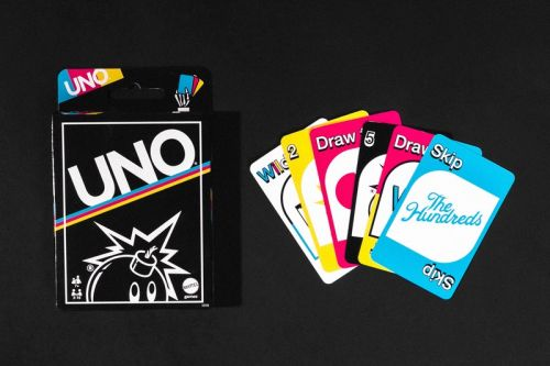 The Hundreds and UNO are Adding Streetwear Flair To Your Quarantined Game Nights
