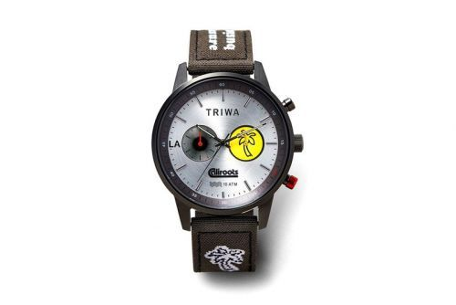 "Caliroots x TRIWA Get 4/20-Friendly With ""Business/Pleasure"" Watch"