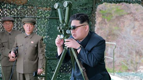 'N. Korea has already suffered untold devastation by US, knows 'fire & fury' firsthand'