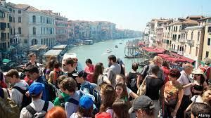 Many cities globally are now finding it difficult to tackle overtourism