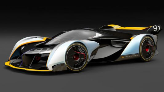 McLaren Confirms Its Building a Real Car Possibly Based on the Ultimate Vision Gran Turismo