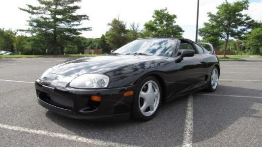 Here's Your Chance to Hopelessly Watch Another Low-Mileage 1994 Toyota Supra Slip Out of Your Price Range