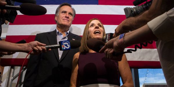 Taking her cues from Trump, Arizona Republican Martha McSally accuses her Democratic opponent of supporting 'treason'