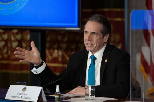 Third woman accuses Cuomo of harassment