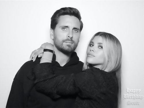 Sofia Richie Leaves Rare Comment on Boyfriend Scott Disick's Instagram Photo
