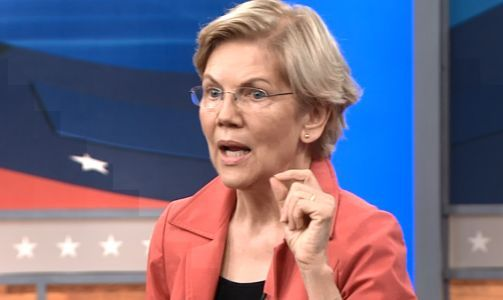 NH Primary Source: Elizabeth Warren unveils plan to 'get big money out of politics'