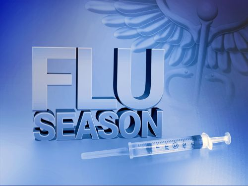 End in sight? Nasty flu season showing signs of winding down