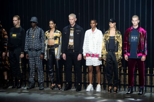 Kith Debuted Upcoming Versace Collaboration at Its 'Kith Park' Runway Show