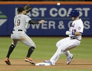 Vargas sharp after being skipped, Mets beat Marlins 2-0