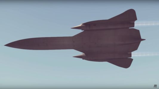 Learn the Story Of The SR-71 Blackbird, America's Most Bad Ass Spy Plane