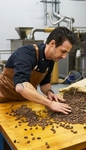 Celebrate NationalChocolateDay with Macy's Culinary Council and Chef Johnny Iuzzini!