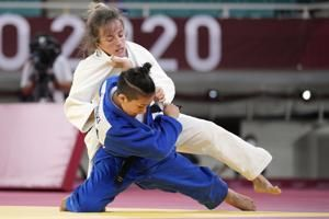 Roundup of Olympic gold medals from Saturday, July 24