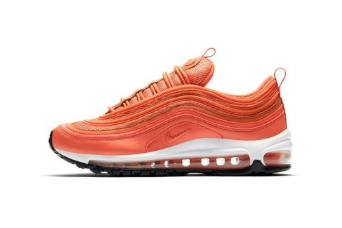 "Nike's Air Max 97 Emerges in ""Safety Orange"""