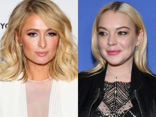 Paris Hilton just reignited a decade-long feud with Lindsay Lohan - who the hotel heiress calls a 'pathological liar'