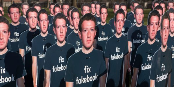 Facebook banned a whopping 2.2 billion fake accounts in Q1 2019 - almost twice as much as the previous quarter