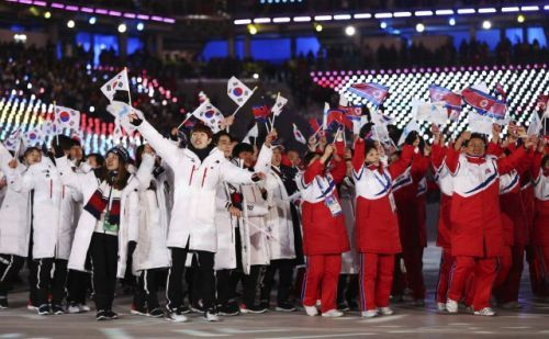 'They are one people': Could a shared Olympic bid foster peace between North and South Korea?