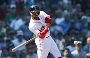 Betts returns as Red Sox chase clinch at Yankee Stadium