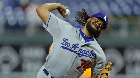Dodgers closer Kenley Jansen cleared to pitch, will be activated Monday night